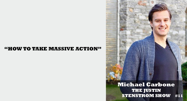michael carbone take massive action